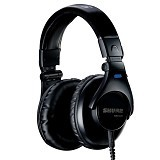 SHURE Professional Studio Headphone [SRH440] - Headphone Full Size
